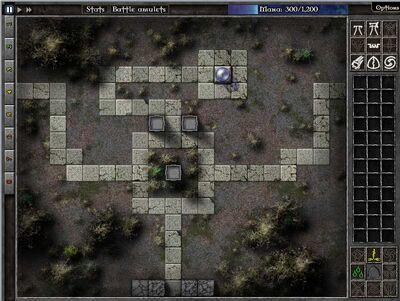 Field G13 Map