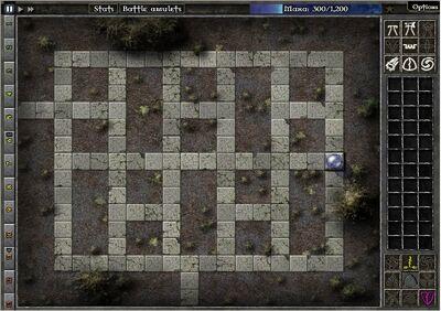 Field D8 Map