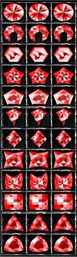 All Red Gems Gemcraft Labyrinth