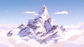 Ices mountain