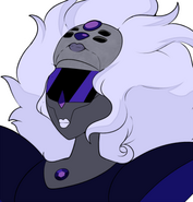Neptunite with Visor