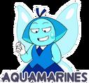 Category:Aquamarines