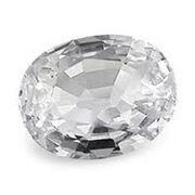 White Sapphire real