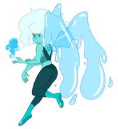 Aqua Aura caught