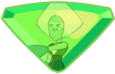 Peridot (nose gem) Gem