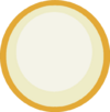 Yellow Pearl Gemstone