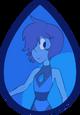 Lapis Lazuli (chest gem) Gem