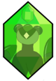 Demantoid Gem