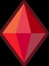 Red Diamond Gemstone