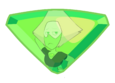 Peridot (chest gem) Gem