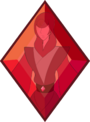 Red Diamond Gem