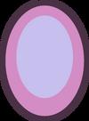 Rainbow Quartz Pearl Gemstone