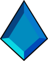 Blue Diamond New Gemstone