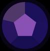 Neptunite Rose