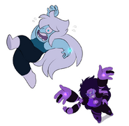 Sugilite Ice toss