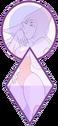 Lavender Quartz (yellow pearl) NavBox