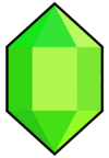 Demantoid Gemstone