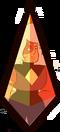 Jasper (Gemcrust nose gem) Gem