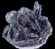 Covellite crystal