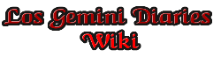 Los Gemini Diaries Wiki