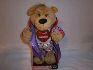 Gemmy Flirty Flasher Bear