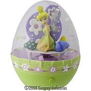 Easter Snowglobe-Tink