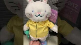 Gemmy 2020 ear wiggling bunny (target exclusive)