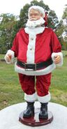 Gemmy Santa Claus 60'' Animated Singing Dancing Christmas Prop