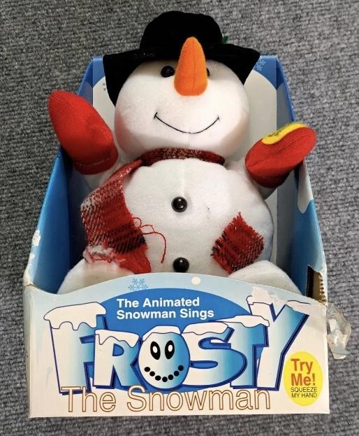 wholesale dealer cf4a6 e61c6 Dancing Snowman   Gemmy Wiki   FANDOM powered by Wikia