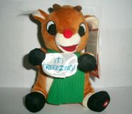 Rudolph the Red Nosed Reindeer Animated Christmas Musical Plush