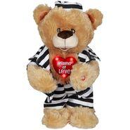 Flirty Flasher-Prisoner Bear