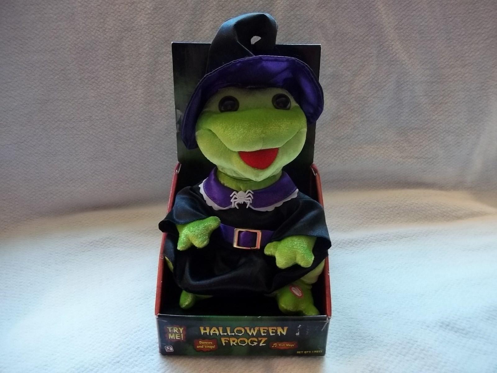 evil ways frogz - Www Gemmy Com Halloween
