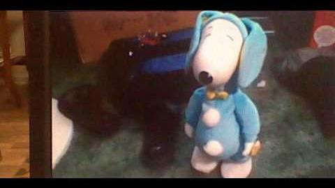 (GMA Re Upload) Gemmy singing jumping Easter Beagle