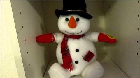 Gemmy - Dancing Snowman