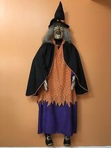 Life Size Witch Greeter