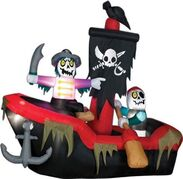 Pirate Dinghy