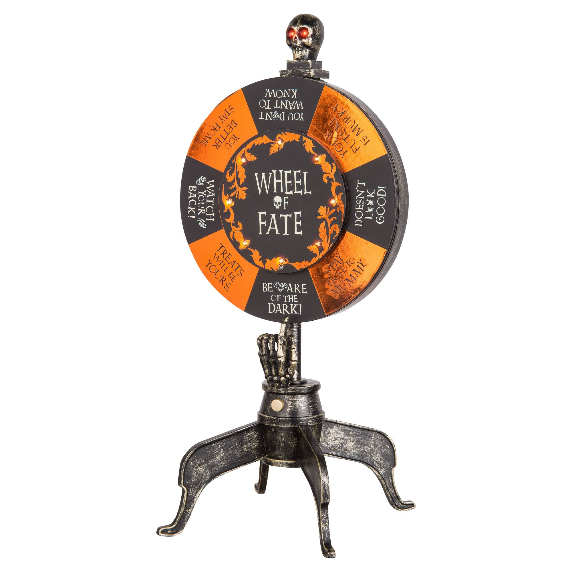 animated halloween wheel (target exclusive) | gemmy wiki | fandom
