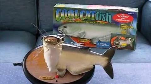 Cool Catfish - Singing Fish