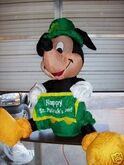AIRBLOWN INFLATABLE 4' ST. PATRICK'S MICKEY