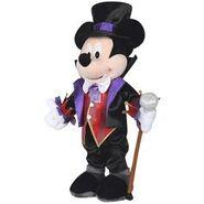 Halloween Greeter-Tuxedo Mickey Mouse
