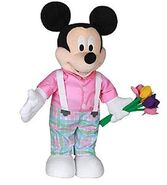 Easter Greeter-Mickey Mouse