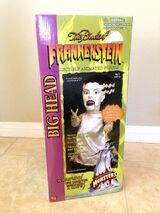 Big Head Bride Of Frankenstein