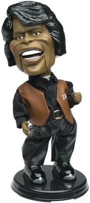 Gemmy pop culture series-James Brown