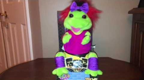 Maniac Frogz prototype