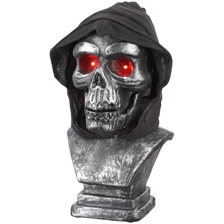 Talking Reaper Bust Gemmy Wiki Fandom Powered By Wikia