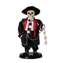 Fancy skeleton