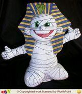Gemmy dancing mummy king tut