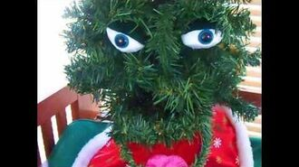 Doug, the Creepy Christmas Tree