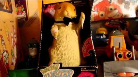 Gemmy - Dancing Hamster Gigolo Jo