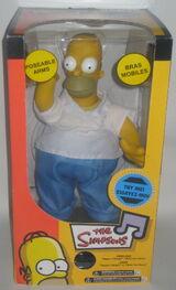 Dancing Homer Simpson